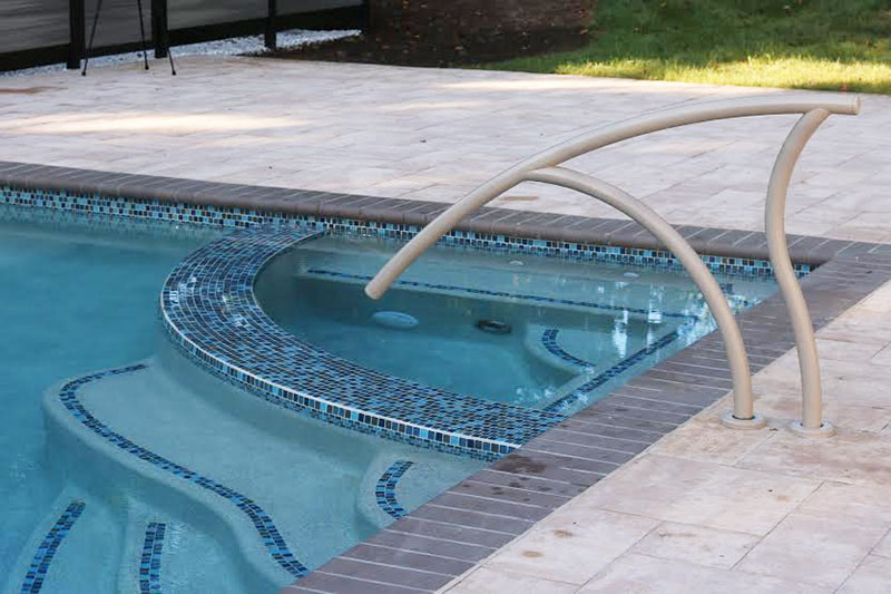Gallery paradise pools for Swimming pool renovations
