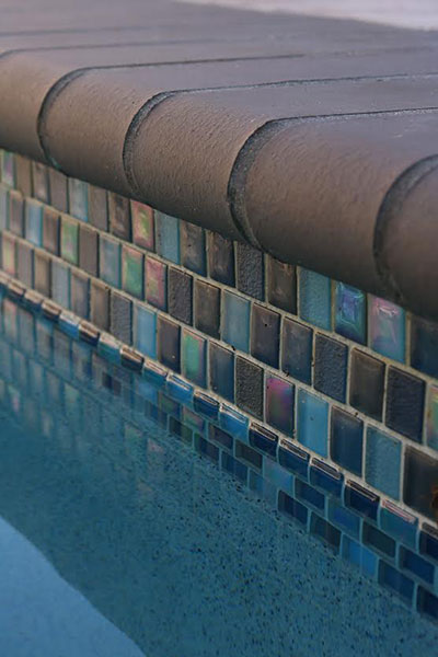 How To Spot Damaged Pool Coping and What to Do About It